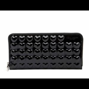 Marc Jacobs Patent Leather Wallet